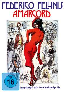 Amarcord, DVD