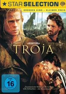 Troja, DVD