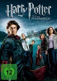 Harry Potter und der Feuerkelch, DVD