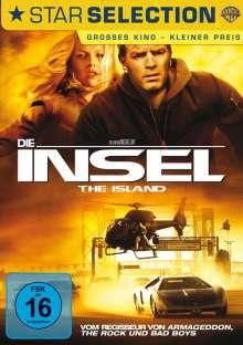 Die Insel, DVD