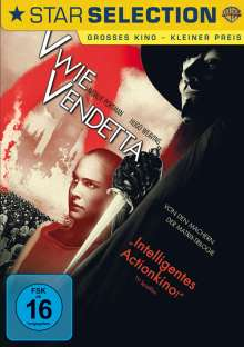 V wie Vendetta, DVD