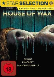 House Of Wax (2005), DVD