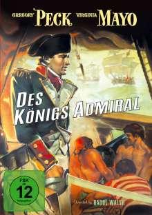 Des Königs Admiral, DVD