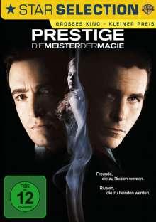 Prestige - Meister der Magie, DVD