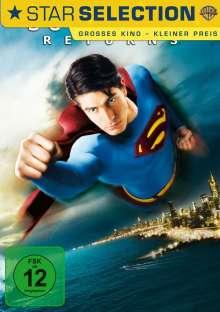 Superman Returns, DVD