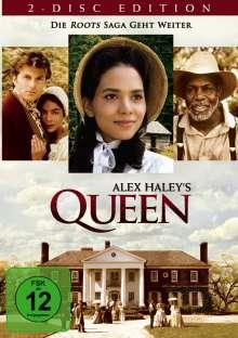 """Alex Haleys """"Queen"""", 2 DVDs"""