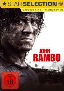 John Rambo, DVD