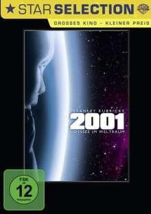 2001 - Odyssee im Weltraum, DVD