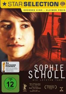 Sophie Scholl, DVD