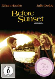 Before Sunset, DVD