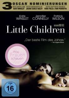 Little Children, DVD