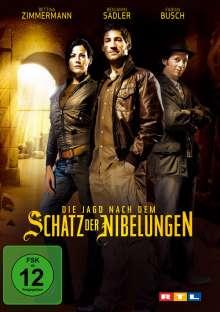 Die Jagd nach dem Schatz der Nibelungen, DVD
