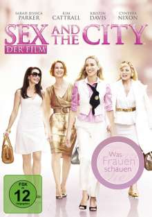 Sex And The City, DVD