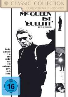 Bullitt, DVD