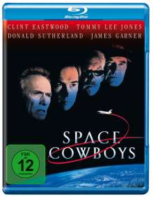 Space Cowboys (Blu-ray), Blu-ray Disc