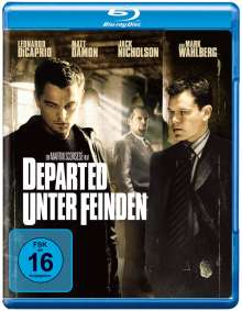 Departed - Unter Feinden (Blu-ray), Blu-ray Disc