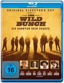 Wild Bunch (Blu-ray), Blu-ray Disc