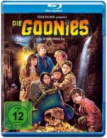 Die Goonies (Blu-ray), Blu-ray Disc