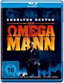 Der Omega-Mann (Blu-ray), Blu-ray Disc