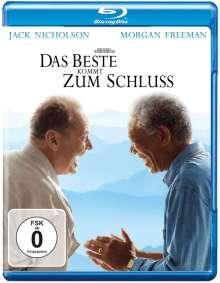 Das Beste kommt zum Schluss (Blu-ray), Blu-ray Disc