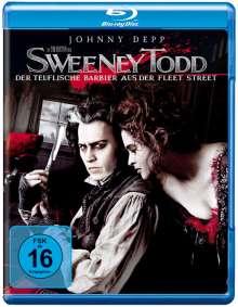 Sweeney Todd (Blu-ray), Blu-ray Disc