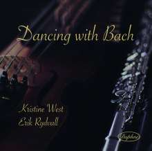Musik für Flöte & Nyckelharpa - Dancing with Bach, CD