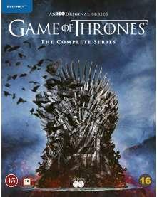 Game of Thrones (Complete Series) (Blu-ray) (Import mit deutscher Tonspur), 33 Blu-ray Discs