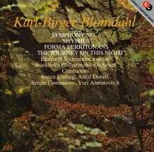 """Karl-Birger Blomdahl (1916-1968): Symphonie Nr.3 """"Facetter"""", CD"""