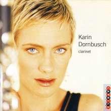 Karin Dornbusch,Klarinette, CD