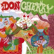 Don Cherry (1936-1995): Organic Music Society, CD