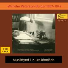 Wilhelm Peterson-Berger (1867-1942): Arnljot, 3 CDs