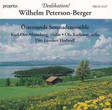 Wilhelm Peterson-Berger (1867-1942): Kammermusik, CD