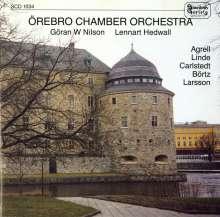 Örebro Chamber Orchestra, CD