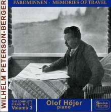 Wilhelm Peterson-Berger (1867-1942): Klavierwerke, CD