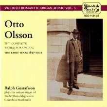 Otto Olsson (1879-1964): Sämtliche Orgelwerke 1897-1902, 2 CDs