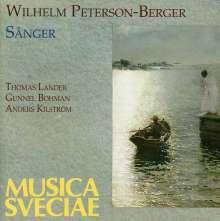Wilhelm Peterson-Berger (1867-1942): Lieder, CD