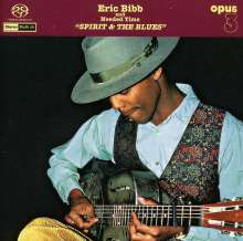 Eric Bibb: Spirit & The Blues, Super Audio CD