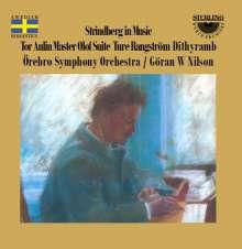 Ture Rangström (1884-1947): Dithyramb - Syphonische Dichtung, CD