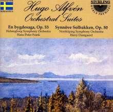 Hugo Alfven (1872-1960): Filmmusik: Filmmusik, CD