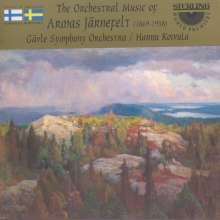 Armas Järnefelt (1869-1958): Orchesterwerke, CD