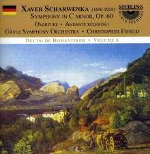 Xaver Scharwenka (1850-1924): Symphonie c-moll op.60, CD