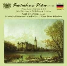 Friedrich von Flotow (1812-1883): Klavierkonzerte Nr.1 & 2 (c-moll & a-moll), CD