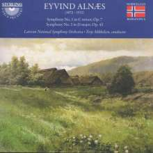 Eyvind Alnaes (1872-1932): Symphonien Nr.1 & 2 (opp.7 & 43), Super Audio CD