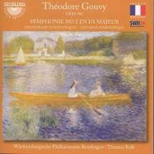 Louis Theodore Gouvy (1819-1898): Symphonie Nr.2, CD