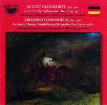 "August Klughardt (1847-1902): Symphonie Nr.2 d-moll op.27 ""Leonore"", CD"