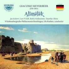 Giacomo Meyerbeer (1791-1864): Alimelek oder Wirt und Gast, 2 CDs