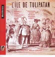 Jacques Offenbach (1819-1880): L'Ile de Tulipatan, CD
