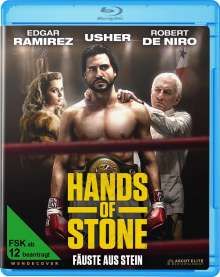 Hands of Stone (Blu-ray), Blu-ray Disc