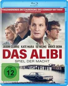 Das Alibi - Spiel der Macht (Blu-ray), Blu-ray Disc