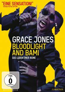 Grace Jones: Bloodlight And Bami (OmU), DVD
